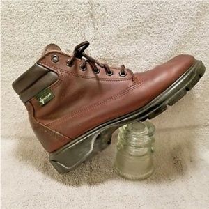 Eastland Womens Ankle Boots Brown Leather sz 8 M